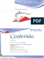 Manual Libro Viajero