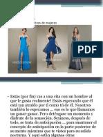 Cómo lucir sexy vestidos 2012 atractivos de mujeres