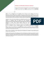 La Administración y su relación con el Directivo de Recursos Humanos
