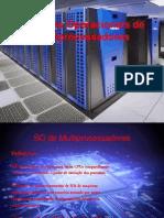 Sistemas Operacionais de Multiprocessadores