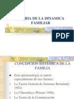 Teoria de La Dinamica Familiar