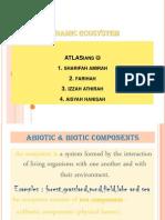 Biology Form 4 Dynamic Ecosystem