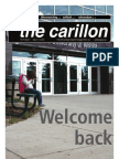 The Carillon – Vol. 55, Issue 3