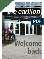 The Carillon – Vol. 55, Issue 3