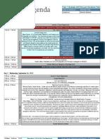 Portland Summit Agenda Full