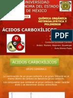 Acidos Carboxilicos Pre