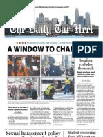 The Daily Tar Heel for September 6, 2012