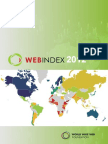 2012 Web Index Key Findings