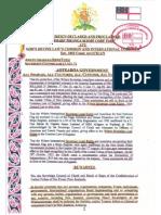 Aotearoa Government - Reaffirmation