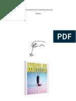 2592 - CURSO BÁSICO DE RADIESTESIA PRÁTICA - PÊNDULO - JOSÉ ROBERTO RUIZ