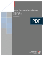 Import Operation General Manual Overveiw 2012
