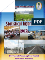 Statistical Information 2012 - Northern Province