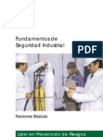 ( 1 ) Fundamentos Seguridad Industrial