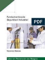 ( 1 ) Fundamentos Seguridad Industrial