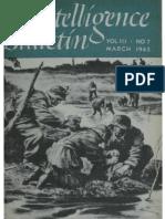 Intelligence Bulletin ~ Mar 1945