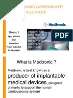 Kel 1 Medtronic Corporate Culture