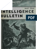 Intelligence Bulletin ~ May 1944