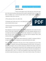 Engineering Case Study About Gear Ratio