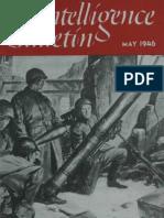Intelligence Bulletin ~ May 1946