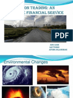 Carbon Trading FDP