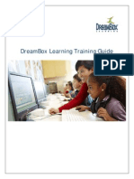 dreambox learning training manual 2011-12