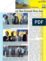 The Open University of Tanzania,Newsflash 4th Edition