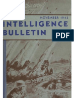 Intelligence Bulletin ~ Nov 1943