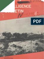 Intelligence Bulletin ~ Dec 1944
