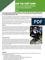 0609 Oxfam in Vietnam Fact Sheet V