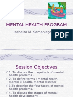 Mental Health Program