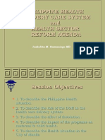 Philippine Health Delivery