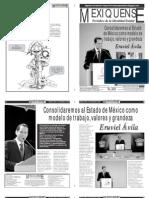 Versión impresa del periódico El mexiquense 6 septiembre 2012