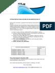 FITTING INSTRUCTIONS FOR MS2 SPLINE MODIFICATION KIT
