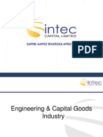Report om Engineering Goods Industry