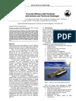 Concrete Offshore Lng Terminals Viable Solution