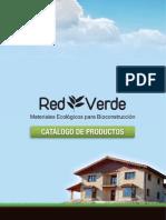 Catalogo Productos RedVerde