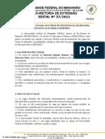 Edital nº0372012