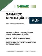 1sama013 1 Ea Pca 0001 8_programa de Gerenciamento de Efluentes