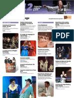 Agenda Canarias cultura y ocio - septiembre 2012