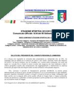 Comunicato 4 Monza
