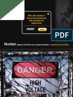 Rapport Norton sur la cybercriminalité en 2011
