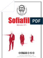 Revista Sofiafilia. Edición 1