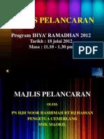 Backdrop Program Ihya' Ramadham
