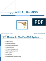 Appendix A - Operating Systems