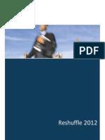 Reshuffle 2012