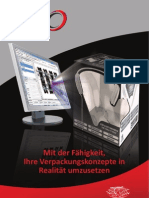 Impact CAD deutsche Broschüre