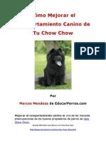 Como Mejorar el Comportamiento Canino de tu Chow Chow