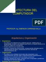 Organización Básica del Computador clase