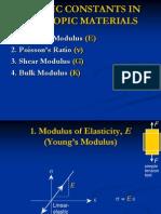 12.Elastic Constants