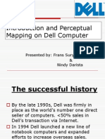 Introduction and Perceptual Mapping on Dell Computer